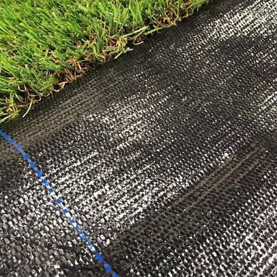 Weed suppressant membrane 2m x 50m HEAVY DUTY Ground Cover 100gsm THICK FABREX