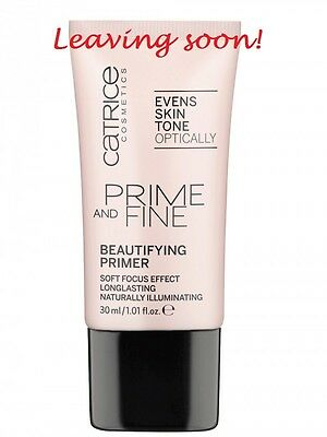 CATRICE Prime And Fine Beautifying Primer NEU&OVP