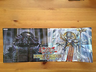 Paper Playmat - Emperor of Darkness Structure Deck - Yu-Gi-Oh! - Yugioh