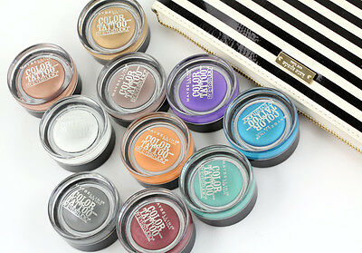 Color Tattoo 24 HR Eye Shadow - Maybelline - Sans Blister