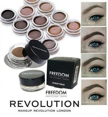 Brow Pomade Freedom Make up Eyebrow Liner HD Brow Gel ALL SHADES