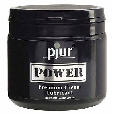 Pjur Power 500ml Crema lubricante - Envio Domicilio -