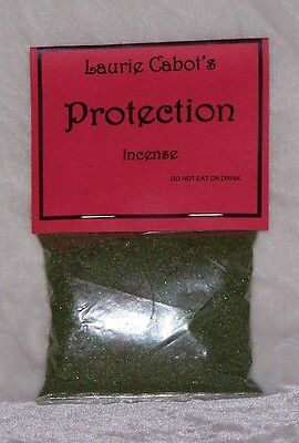 Protection Incense By Laurie Cabot ~ Witchcraft