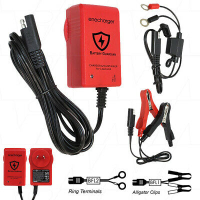 Battery Fighter Battery Charger Trickle Charger 12V New