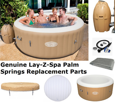 Lay Z Spa Palm Springs Inflatable Hot Tub Spa BW54129 - Replacement Parts