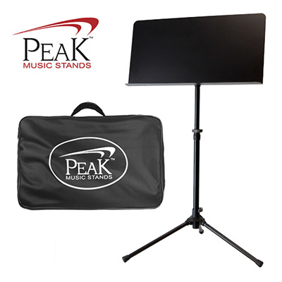 Peak Solid Desk Conductors Music Stand SMS-35 Collapsible - 188cm Tall