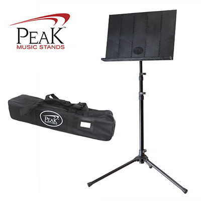 Peak Collapsible Music Stand Extra Tall Height! 166cm Tall! SMS30