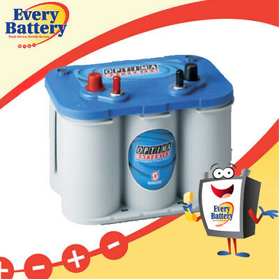 Optima D34M Blue Top Marine Deep Cycle Battery