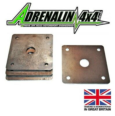 X2 PAIR LR012410 LAND ROVER DISCOVERY 3 GENUINE REAR ANTI ROLL SPACER SHIMS