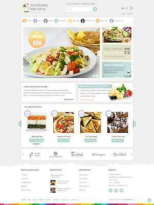 High Quality Ecommerce Website Store For Selling Unlimited Products