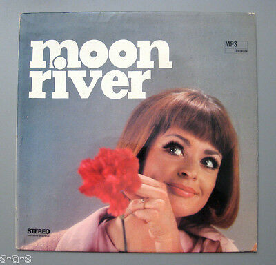 Willi Stech u.s. großes Orchester - Moon River  Lp MPS