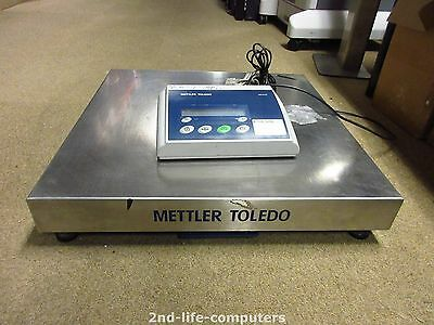 Mettler Toledo IND425 Weighing Postal Scale Industrie Packetscale Packet 60KG