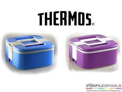 NEW THERMOS ALFI THERMAL LUNCHBOX 750ml Insulated Lunch Box Stackable Picnic
