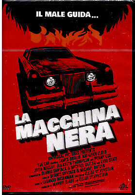 La Macchina Nera -The Car - Dvd Nuovo Sigillato, Import Con Audio Italiano, Raro