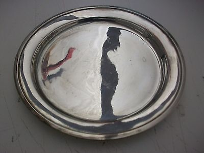 Vintage Silver Serving Dish Or Plate - Rogers & Bro 2228 - 4934-9