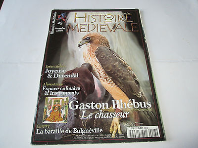 Histoire Medievale  --- 23      Be