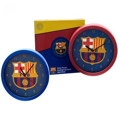 F.C.BARCELONA Reloj de pared 25cm ORIGINAL