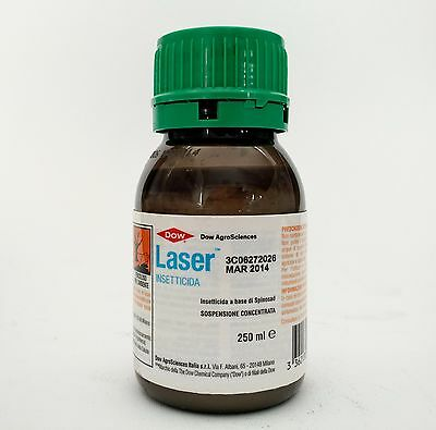 Laser Dow Insetticida a base di Spinosad 100 ml