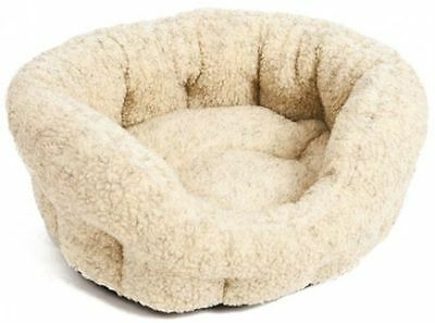P and L Superior Pet Beds Sherpa Fleece Cat Softee Bed