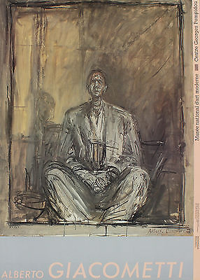 Alberto Giacometti - Musée national d'art moderne, Centre Georges Pompidou