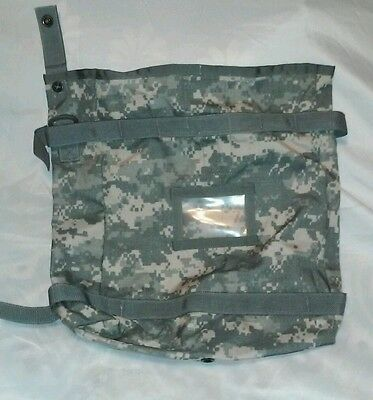 Molle Ii Radio Pouch Large Acu Digital Camo New