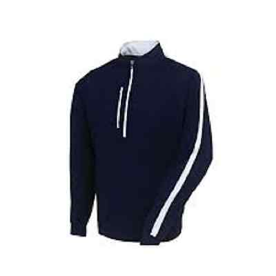 FootJoy 2014 Chillout Sports Sweater / Golf Top Pullover Navy