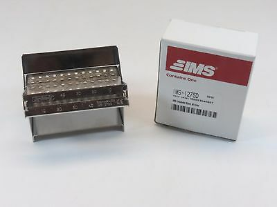 IMS Endodontic Stand /48 holes With Ruler / Files & Reamers IMS-1275D HU FRIEDY