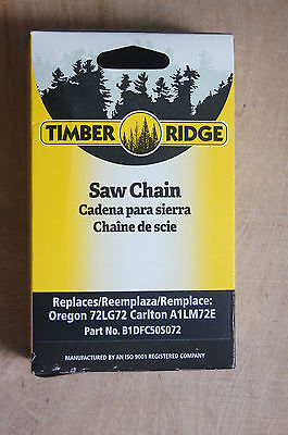 """*new*  20"""" Chainsaw Chain 3/8"""" .050"""" 72 Drive Links"""