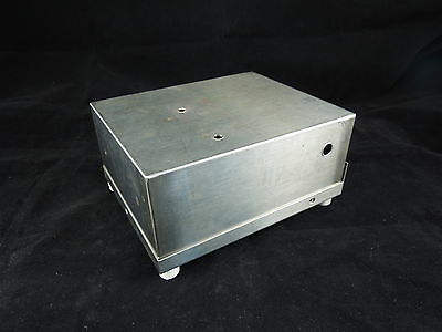 """Aluminum Electronics Project Box 6 3/4 """" by 5 1/2"""""""