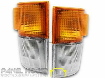 Indicator Light PAIR Front Fits Toyota Hiace Van 1985-1988 RH+LH