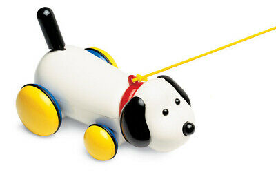 Max Pull Along Dog by Ambi   My First Baby Toys Children Kids NEW