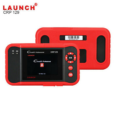 Launch CReader CRP129 OBD2 Code Scanner ABS Airbag Aut. Getriebe Motor CRP 129