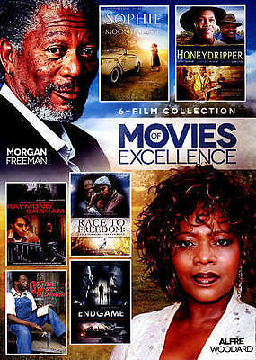 Movies of Excellence: 6 Film Collection, Vol. 4(DVD, 2015, 2-Disc)New - Region 1