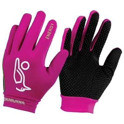 Kookaburra Energy Hockey Gloves - Pink (2016/17)