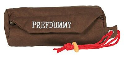 Dog Activity Hunting Brown Preydummy Wet & Dry Food Retriever Training Toy 23cm