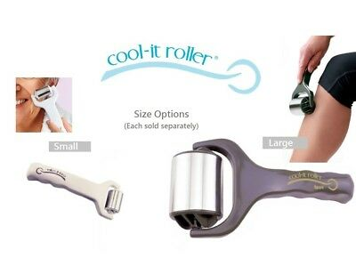 Cool-It ice Roller Cold Therapy Face/Body Spa Massage - Small 81112/Large 81113