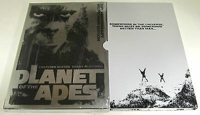 Planet Of The Apes 35th Anniversary Widescreen Edition (2-Disc DVD Set)