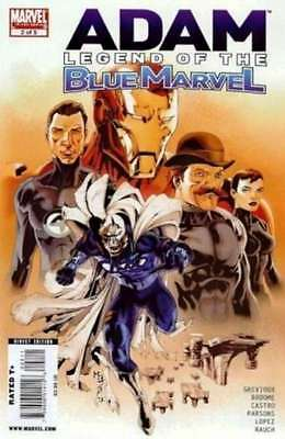 Adam - Legend of the Blue Marvel (2009) #2 of 5 n/m