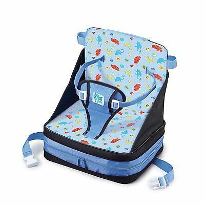 On the go booster seat