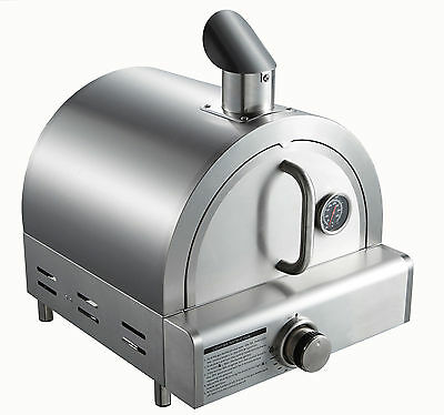 Table Top Pizza Oven LPG Gas