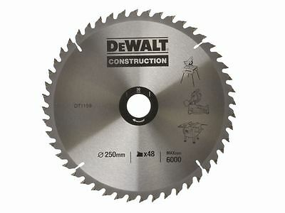 DEWALT - Circular Saw Blade 250 x 30mm x 48T Series 30 General Purpose