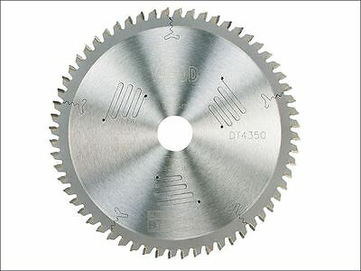 DEWALT - Circular Saw Blade 216 x 30mm x 60T Series 60 Fine Finish - DT4350-QZ