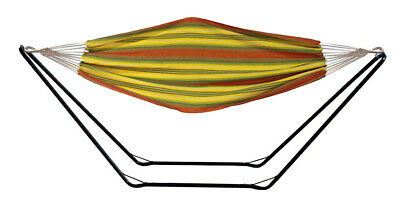 Bliss Hammock with 10ft Steel Stand - Mai Tai