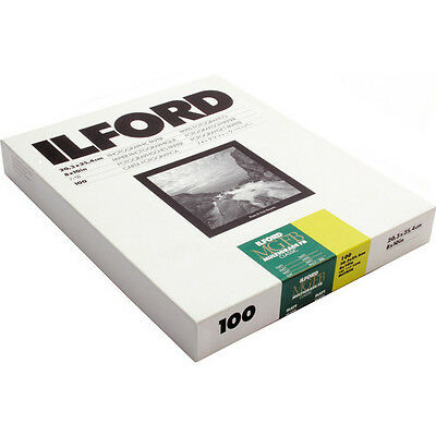 "Ilford Multigrade FB Classic Matte 8x10"" 100 Sheets Variable Contrast B&W Paper"