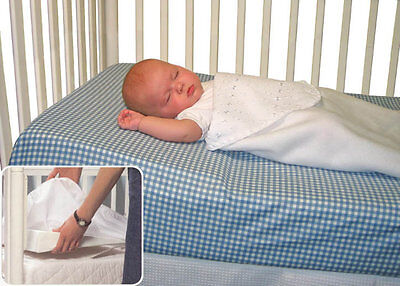 Jolly Jumper - Crib Wedge - Baby & Infant Sleep Positioner