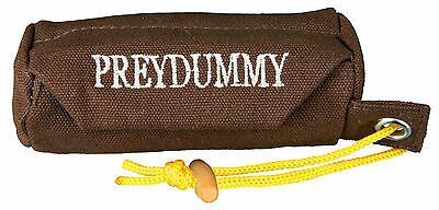 Dog Activity Hunting Brown Preydummy Wet & Dry Food Retriever Training Toy 12cm