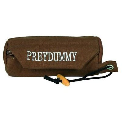 Dog Activity Hunting Brown Preydummy Wet & Dry Food Retriever Training Toy 18cm