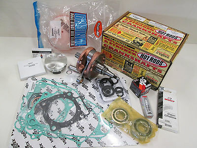 Honda Crf 450R Complete Engine Rebuild Kit Crankshaft, Piston  2009-2012