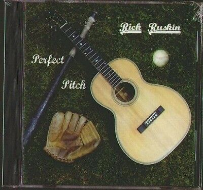 Rick Ruskin - Perfect Pitch [New CD]