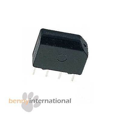 10x 600V 4A BRIDGE RECTIFIER DIODE Single Phase KBL405-04 - AUS STOCK